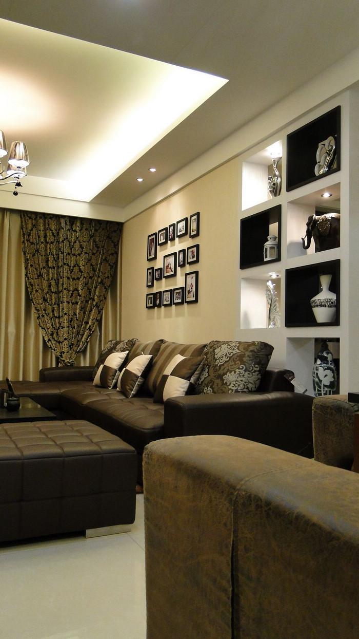 客厅装修效果图-装修图片-无锡分公司