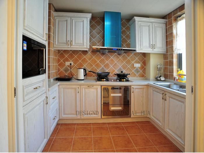 厨房装修效果图-装修图片-无锡分公司