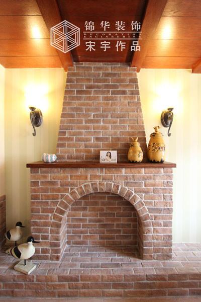 壁炉-装修图片-无锡分公司