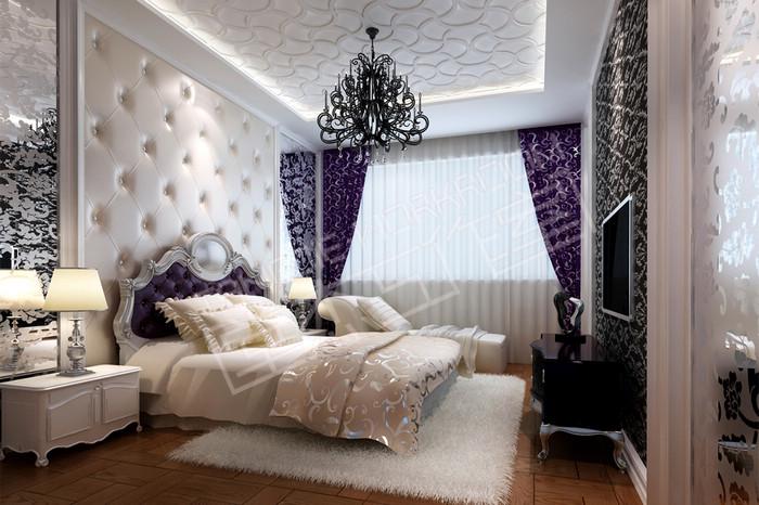 卧室装修效果图-装修图片-无锡分公司