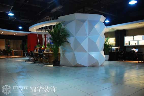 现代简约风格办公室装修实景图装修 大户型 现代简约风格