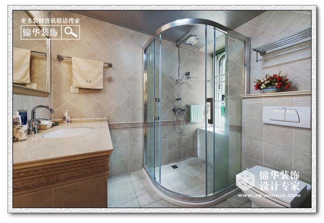淋浴房装修图无锡分公司