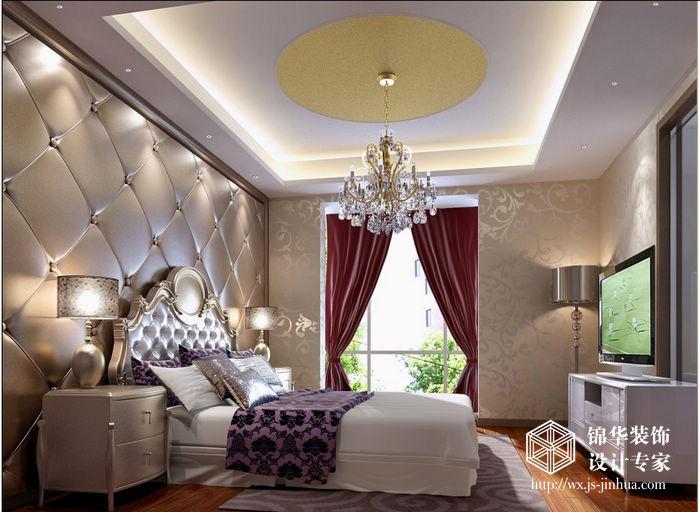 设计说明: 户型:三室两厅 面积:140 小区:东方水榭 这是一套年轻夫妇居住的房子,我们希望营造出现代、时尚、品位的居住空间。整个色调以浅杏色为主,局部采用深色作为对比,同时,以细腻工艺来表现材质感。大厅璀璨的水晶吊灯,烘托出优雅的灯光氛围,配上局部弧形造型,既创造了空间感,又不失典雅庄重,成为视觉的焦点。
