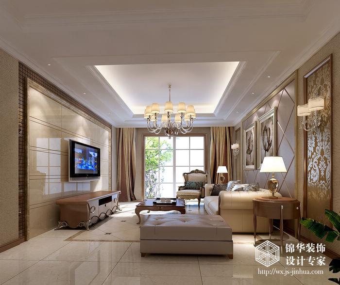 富城湾120平方三室两厅两卫现代风格实景样板间