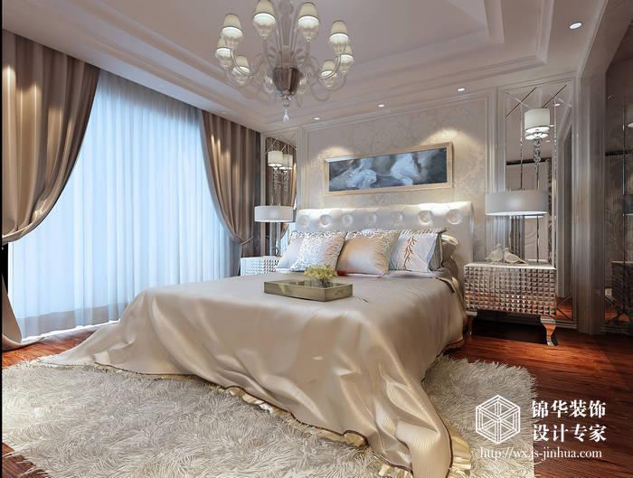 复地澜湾328平欧式新古典风格效果图装修图片 别墅图片大