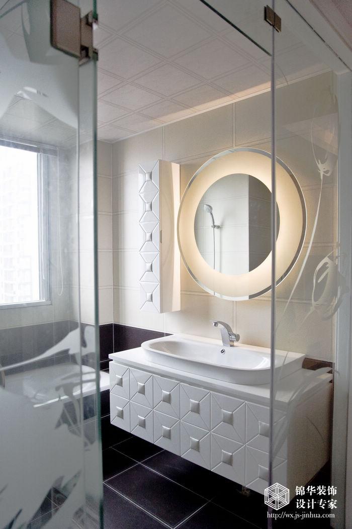 洗手池-装修图片-无锡锦华装饰