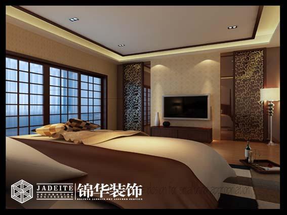 江苏锦华装饰无锡分公司装修图片-两室一厅装修效果