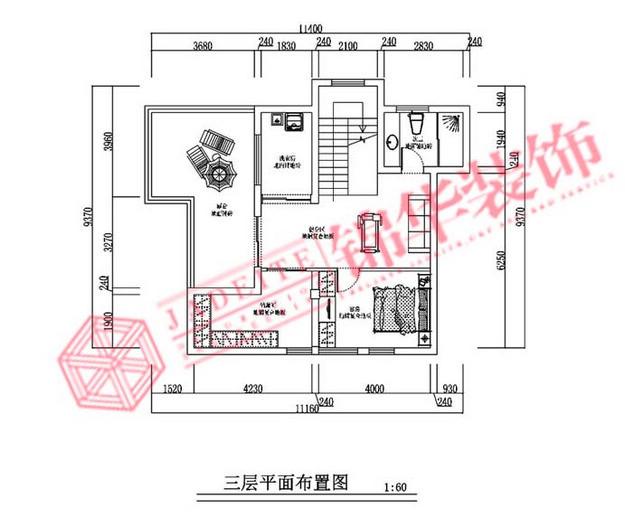 装修 户型:别墅图片大全 楼盘项目:江苏锦华装饰无锡分公司 设计师