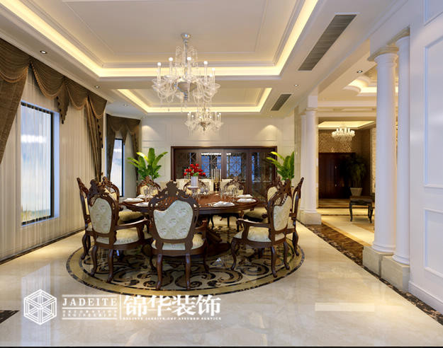 户型:别墅图片大全 楼盘项目:江苏锦华无锡分公司 设计师:赵娟 片区