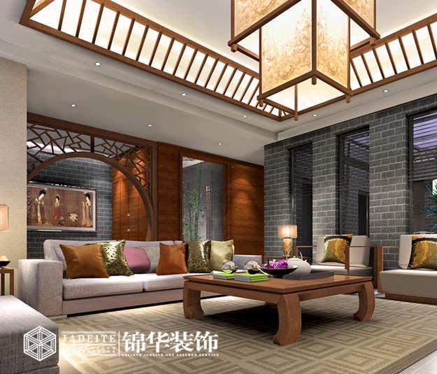 片-别墅图片大全-新中式