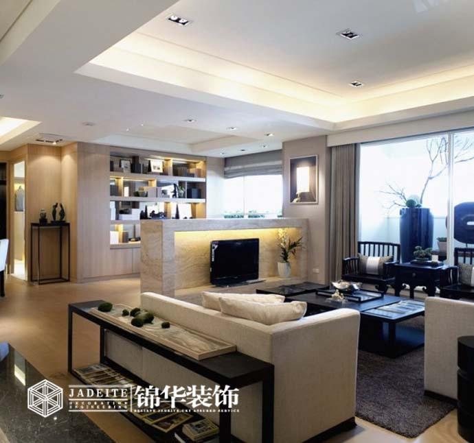 西水东158㎡户型解析-装修设计方案-无锡锦华装饰图片