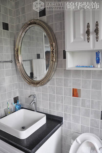 洗手池-装修图片-无锡分公司